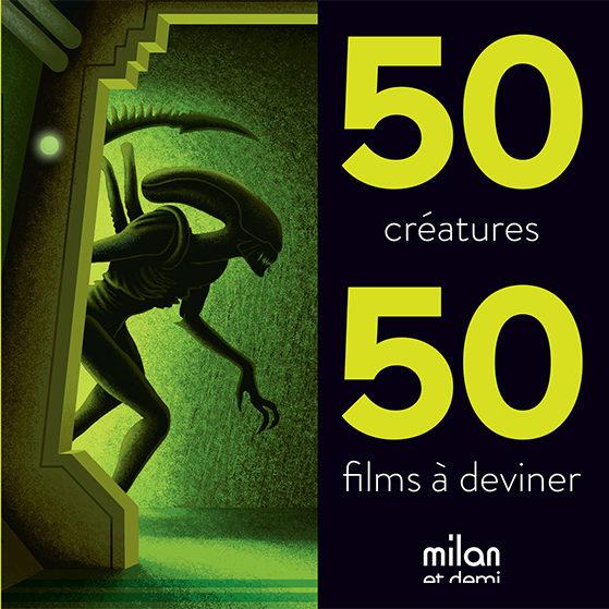 50 Créatures / 50 Films