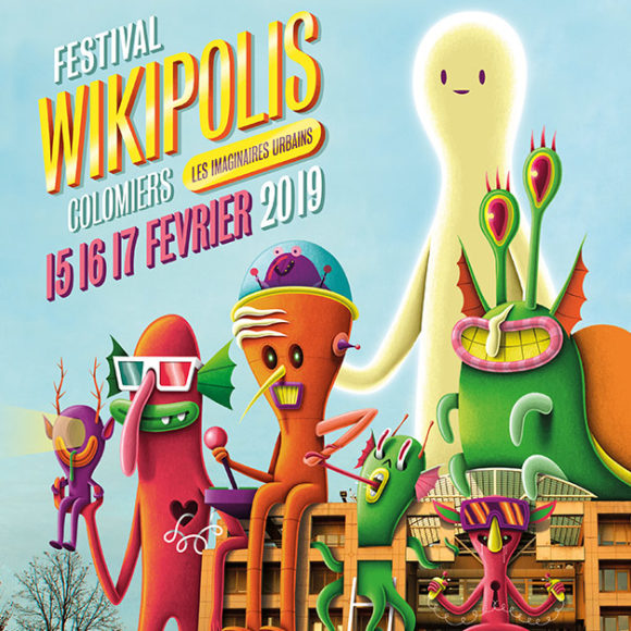 Wikipolis festival 2019