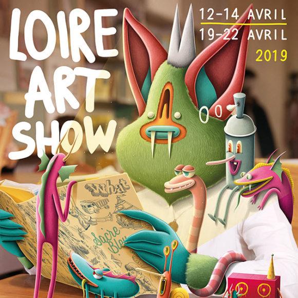 LOIRE ART SHOW 2019